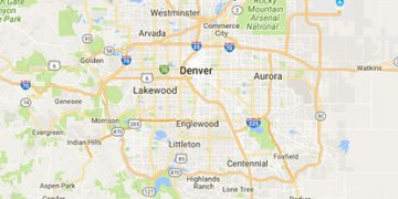 Denver Service Areas